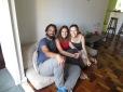 Todo lo bueno se acaba... gracias Patricia por acogernos en tu hogar! Nos vemos en España ;)