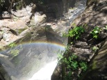 "Aunque de momento nos tocará conformarnos con algunos arco-iris ""terrestres""..."