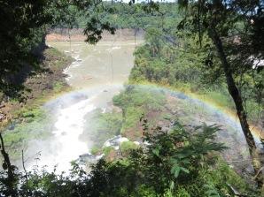 Y para terminar, una sesioncilla de arcoiris varios, que no se ven tantos todos los días :D