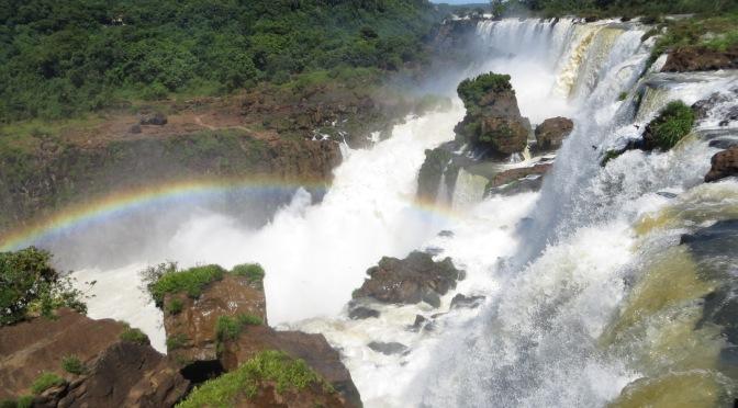 [Brasil/Argentina] Cataratas de Iguazú, la abrumadora potencia de la naturaleza