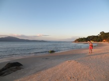 Marine en Praia do Forte