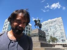 Juny en la plaza de la Independencia
