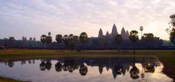 2015 - Angkor Wat, sencillamente colosal! Photo by Jeff Wiener