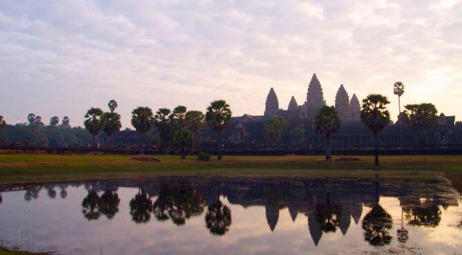 [Cambodia] Siem Reap, arrancamos nuestro viaje por el sudeste asiático!