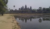 2015 - Angkor Wat. The largest religious monument in the world. Photo by Jeff WIener