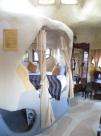 Uno de los dormitorios en los que te puedes quedar a dormir... Crazy!