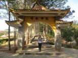 Todo el complejo tenía varios templos, algunos de ellos a los que no podíamos acceder.