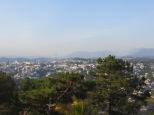 Y para terminar con esta visita os dejo las vistas a Da Lat y a la montaña Lang Bian