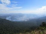 Después de los larguísimos 6 km cuesta arriba nos encontramos con esta maravilla!