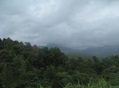 Nos quedamos un buen rato allí arriba, descansando y contemplando el paisaje.