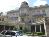 Palacio de la aristocracia. no ponemos más fotos de palacios porque no acabaríamos nuncaaaa, estaba plagado!