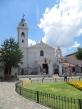 Iglesia de Nuestra Señora del Pilar, al lado del Cementerio La Recoleta, muy conocido por ser donde se encuentra la tumba de Evita.
