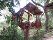 Un tejado para las almas de Choeung Ek