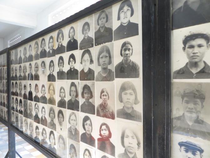 [Camboya] Phnom Penh y la terrible historia del Khmer Rouge