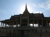 Entrada al Palacio Real