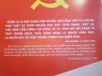 Parte del testamento de Ho Chi Minh. Diferentes paradigmas, diferentes niveles de importancia al individuo y a lo público.