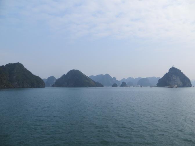 [Vietnam]Una Nueva Maravilla del Mundo llamada Halong Bay