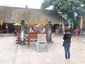Llegamos al primero de los templos...