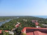 Y como podéis ver Kerala se caracteriza por su vegetación de palmeras!