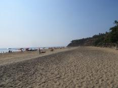 La Playa de Varkala