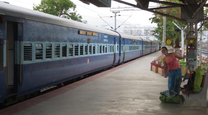[India] La India de sur a norte… en tren!