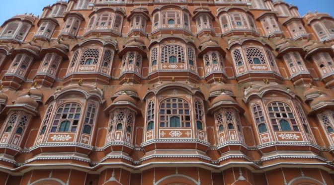 [India] Jaipur, la ciudad rosa del Rajastán