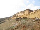 Dicen que lo mejor de Jaipur está a 11km y es el fuerte de Amber