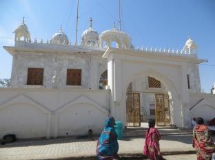 Pushkar es un lugar de peregrinaje para los hindus, lugar que visitan al menos una vez en su vida.