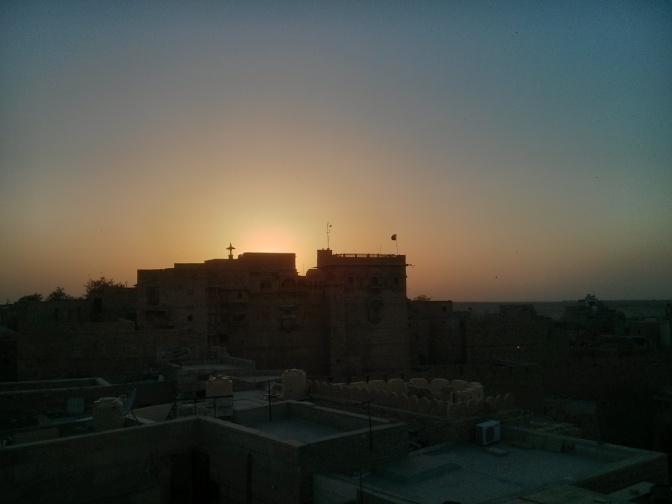 [India] Jaisalmer, regreso a un pasado remoto