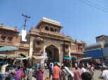 Llegamos al mercado de Jodhpur