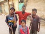 Aunque el equipo no oficial de cricket de Jodhpur no se queda atrás ;)