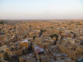 Jaisalmer, a vista de pájaro!