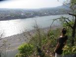 Con estas impresionantes vistas al Ganges se inspiraron los Beatles allá por 1968