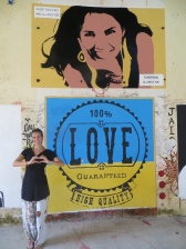 Loooove, loooove, love! 100% Love Guaranteed