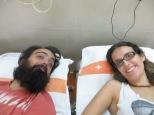Ultimo día en Rishikesh! Casi conseguimos volver sin pisar un hospital... peeeeeero, no pudo ser!