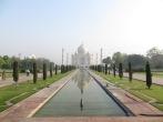 ... ver el Taj Mahal en todo su esplendor