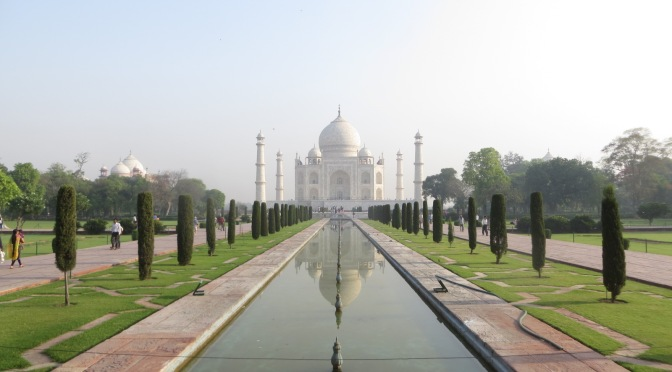 [India] Taj Mahal, la perfección hecha arquitectura